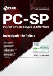 Apostila PC SP - Investigador de Polícia