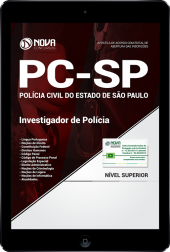 Download Apostila PC SP - Investigador de Polícia (PDF)