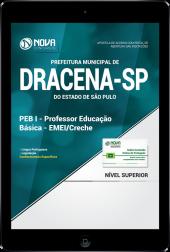 Download Apostila Prefeitura de Dracena - SP 2018 - Professor Educação Básica (PEB I) e EMEI/Creche (PDF)