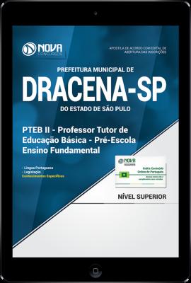 Download Apostila Prefeitura de Dracena - SP - Professor Tutor de Educação Básica - Pré-Escola / Ensino Fundamental (PDF)