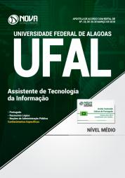 Apostila UFAL - Assistente de Tecnologia da Informação