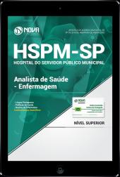 Download Apostila HSPM-SP - Analista de Saúde - Enfermagem (PDF)