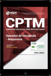 Download Apostila CPTM - Operador de Circulação - Maquinista (PDF)