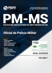 Apostila PM-MS - Oficial da Polícia Militar