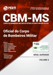 Apostila CBM-MS - Oficial do Corpo de Bombeiros Militar