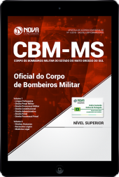 Download Apostila CBM-MS - Oficial do Corpo de Bombeiros Militar (PDF)