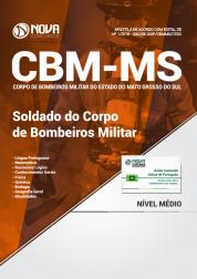 Apostila CBM-MS - Soldado do Corpo de Bombeiros Militar