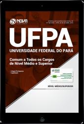 Download Apostila UFPA - Comum a Todos os Cargos de Nível Médio e Superior (PDF)