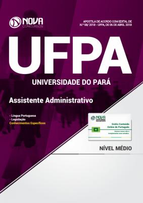 Apostila UFPA - Assistente Administrativo