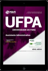 Download Apostila UFPA - Assistente Administrativo (PDF)