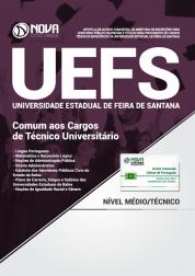 Apostila UEFS - Comum aos Cargos de Técnico Universitário