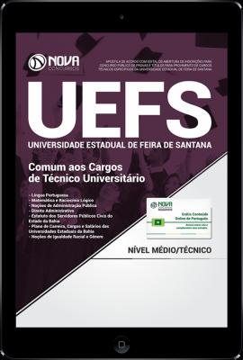 Download Apostila UEFS - Comum aos Cargos de Técnico Universitário (PDF)