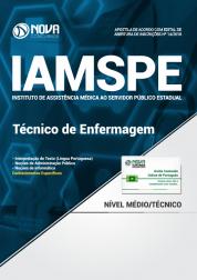 Apostila IAMSPE - SP - Técnico de Enfermagem