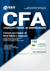 Apostila CFA-DF - Comum aos Cargos de Nível Médio e Superior
