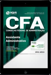 Download Apostila CFA-DF - Assistente Administrativo (PDF)