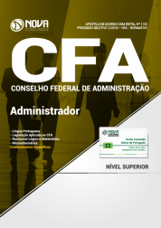 Apostila CFA-DF - Administrador