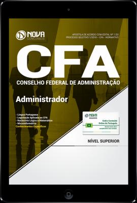 Download Apostila CFA-DF - Administrador (PDF)
