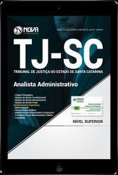 Download Apostila TJ-SC - Analista Administrativo (PDF)