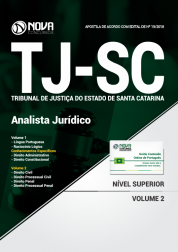 Apostila TJ-SC - Analista Jurídico