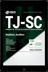 Download Apostila TJ-SC - Analista Jurídico (PDF)