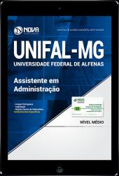 Download Apostila UNIFAL-MG - Assistente em Administração (PDF)