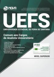 Apostila UEFS - Comum aos Cargos de Analista Universitário