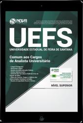Download Apostila UEFS - Comum aos Cargos de Analista Universitário (PDF)