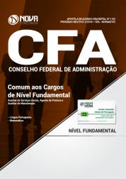 Apostila CFA-DF - Comum aos Cargos de Nível Fundamental