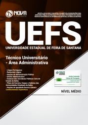 Apostila UEFS - Técnico Universitário - Administrativa