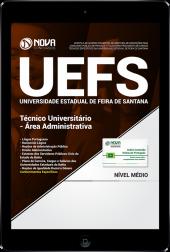 Download Apostila UEFS - Técnico Universitário - Administrativa (PDF)