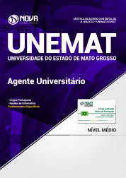 Apostila UNEMAT - Agente Universitário