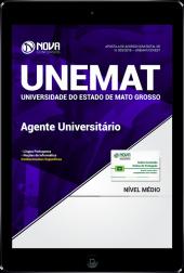 Download Apostila UNEMAT - Agente Universitário (PDF)