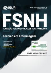 Apostila FSNH - Técnico em Enfermagem
