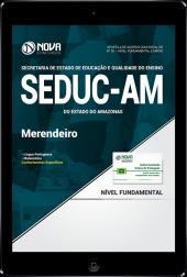 Download Apostila SEDUC - AM - Merendeiro (PDF)