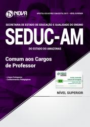 Apostila SEDUC - AM - Comum aos Cargos de Professor