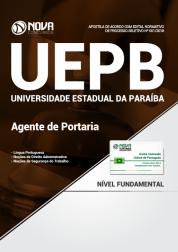 Apostila UEPB - Agente de Portaria