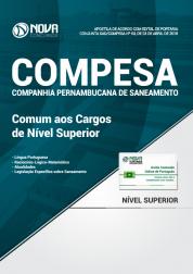 Apostila COMPESA - Comum aos Cargos de Nível Superior