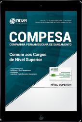 Download Apostila COMPESA - Comum aos Cargos de Nível Superior (PDF)