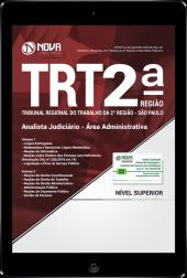 Download Apostila TRT-SP 2ª Região - Analista Judiciário - Área Administrativa (PDF)