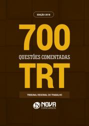 Livro de Questões TRT (Tribunal Regional do Trabalho)