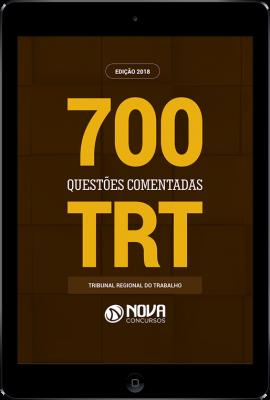 Download Livro de Questões TRT (Tribunal Regional do Trabalho) (PDF)