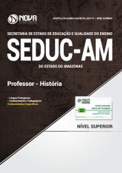 Apostila SEDUC - AM - Professor - História