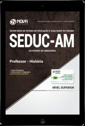 Download Apostila SEDUC - AM - Professor - História (PDF)