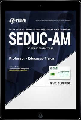 Download Apostila SEDUC - AM - Professor - Educação Física (PDF)