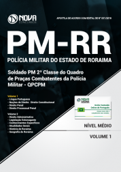 Apostila PM-RR - Soldado de 2ª Classe