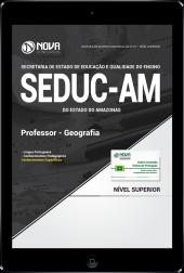 Download Apostila SEDUC - AM - Professor - Geografia (PDF)