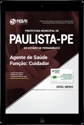 Download Apostila Prefeitura de Paulista - PE - Agente de Saúde - Função: Cuidador (PDF)