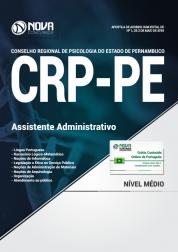 Apostila CRP-PE - Assistente Administrativo