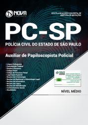 Apostila PC-SP - Auxiliar de Papiloscopista Policial