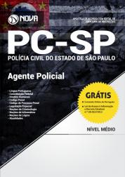 Apostila Agente Policial PC-SP 2018
